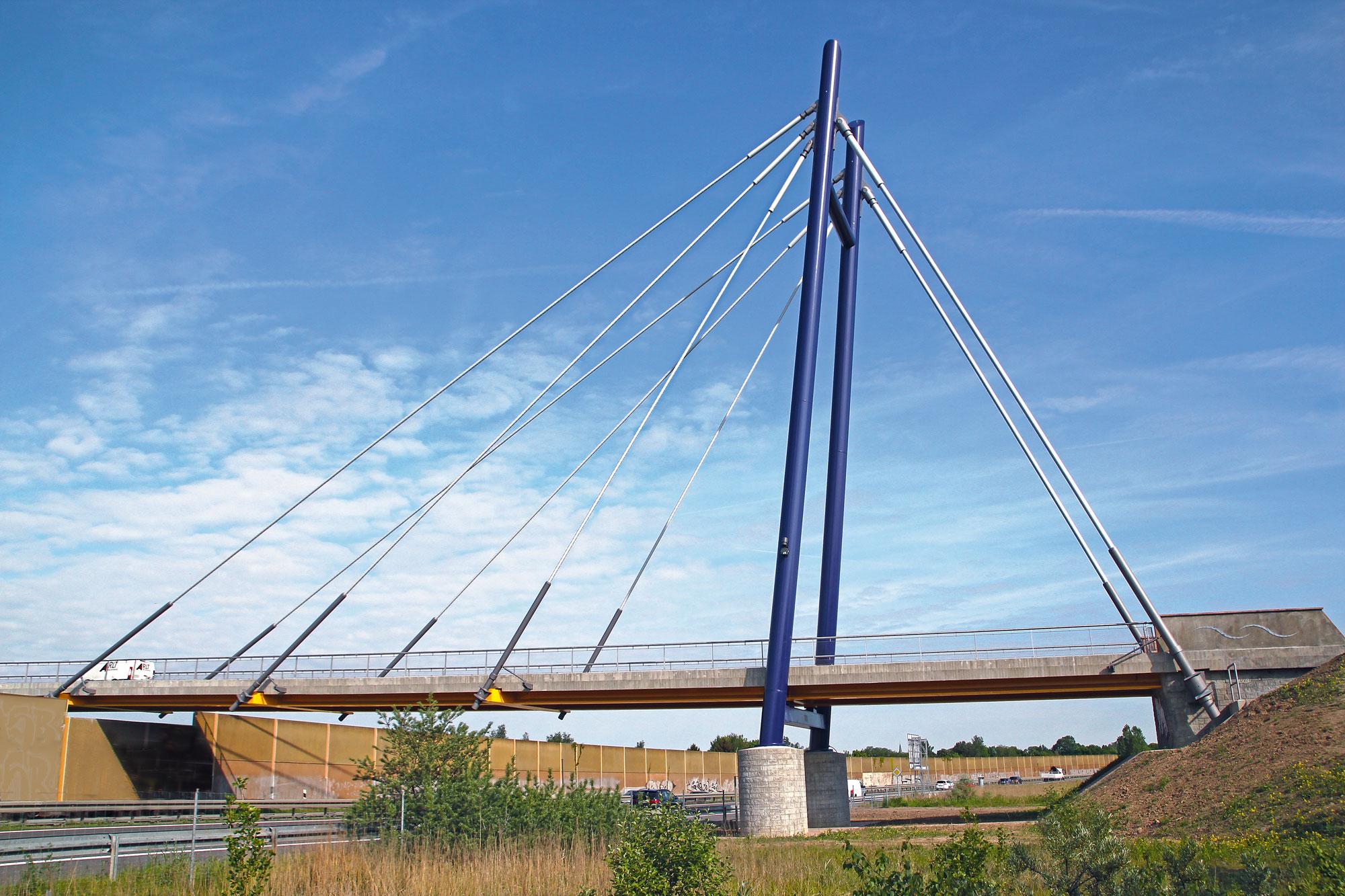 B2 GaschwitzBW34 Pylonbrücke